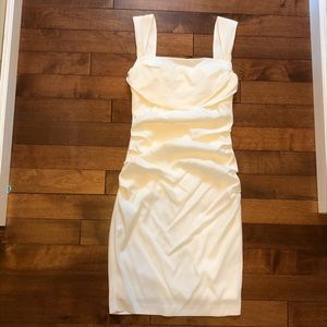Suzi Chin for Maggy Boutique Ivory dress - 2